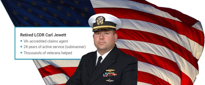 Image of Carl Jewett, Retired LCDR