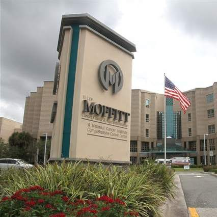 Get Connected To Moffitt Cancer Center - Form Image