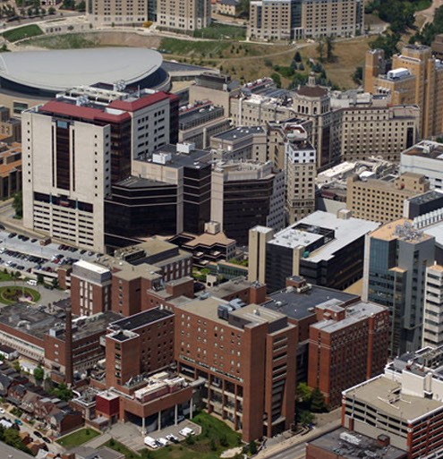 Photograph of University of Pittsburgh Medical Center