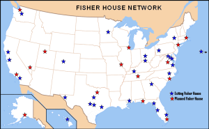 Fisher House Locations