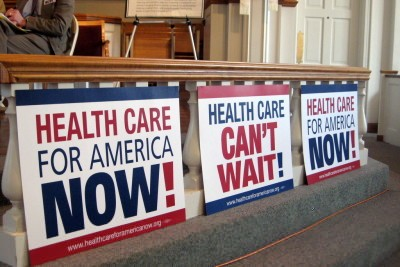 Health Care for America Now!