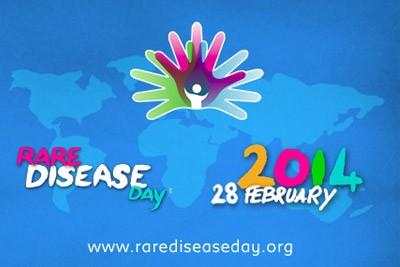 National Rare Disease Day 28 Feb 2014