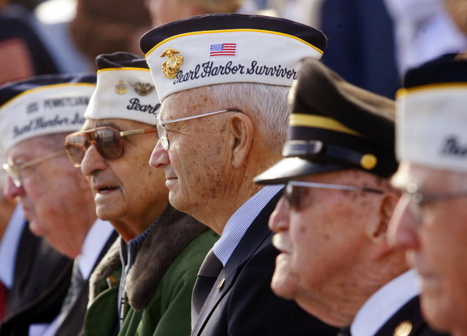 Picture of US Veterans