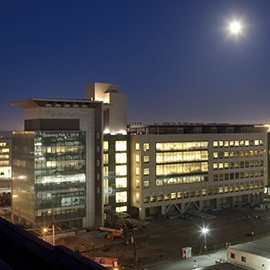 Photograph of University of California San Francisco Medical Center
