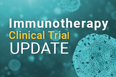 Immunotherapy for Mesothelioma Update Image