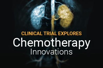 clinical trial explores chemotherapy innovations