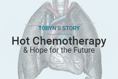Hot Chemotherapy & Hope for Patients