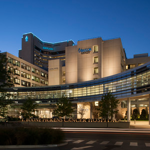 Photograph of Baylor St. Luke's Medical Center