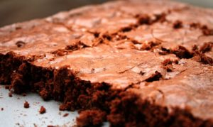 Image of brownies.
