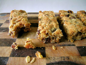 Image of No-Bake Energy Bars.
