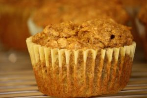 Image of a Gingerbread Muffin.