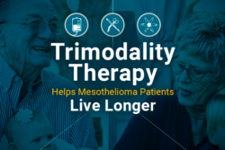 Trimodality Therapy Helps Mesothelioma Patients Live Longer