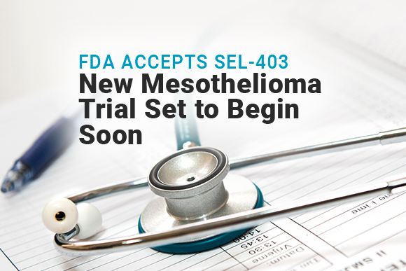 new mesothelioma trial set to begin soon