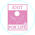 Knit For Life logo