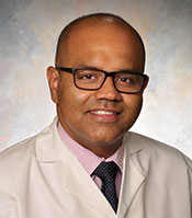 Photograph of Dr. Kiran Turaga