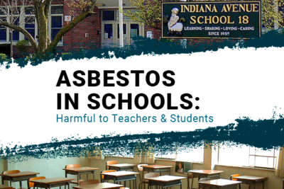 Asbestos in schools: Harmful to teachers and students