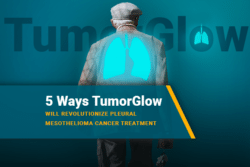 image of a man with glowing lungs