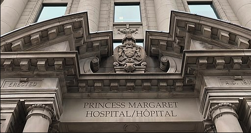 Princess Margaret Hospital exterior