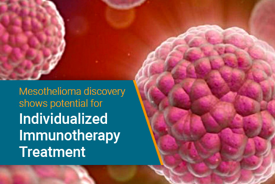 Individualized Immunotherapy Treatment