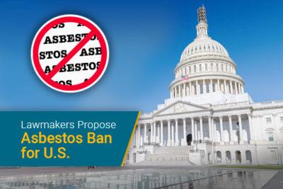 Congress considering asbestos ban bill